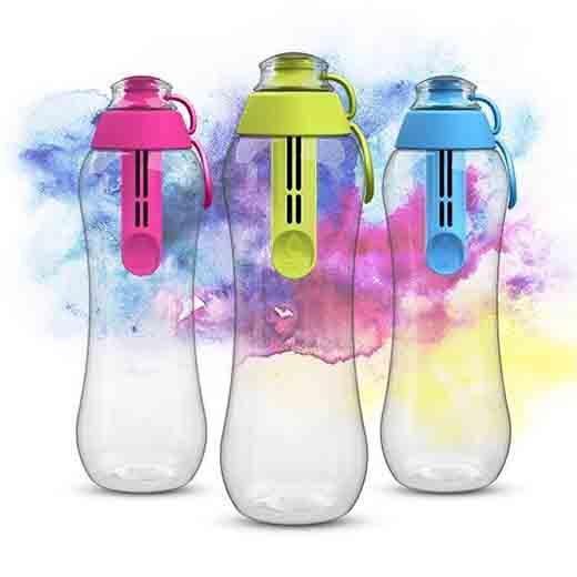 携帯浄水ボトルのダフィの写真