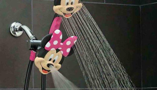 毎日のお風呂を楽しくしてくれる、おもしろシャワーヘッド3選
