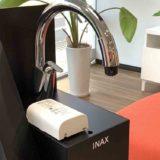 lixil キッチン水栓 ナビッシュの写真